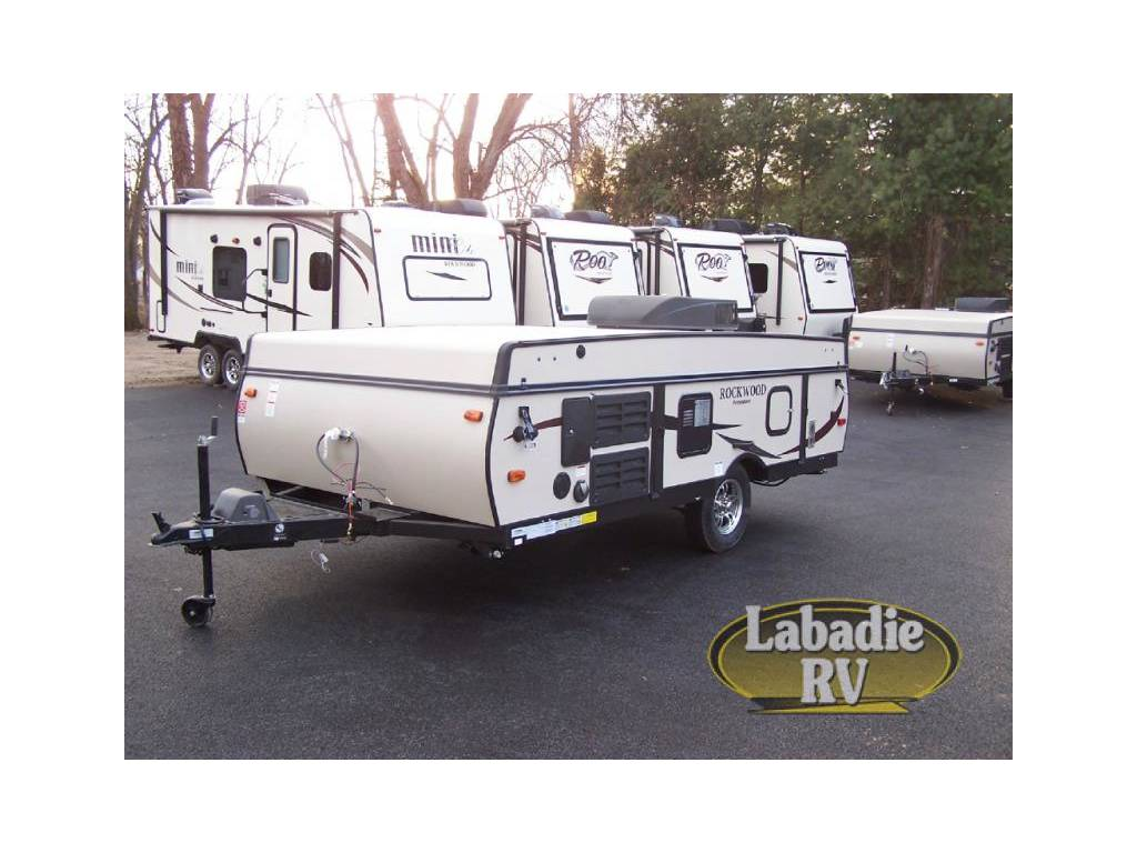 2018 Forest River rockwood freedom series 2318g