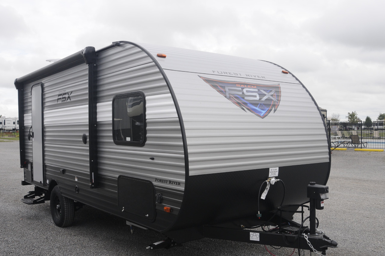 Rv Trader Ohio >> 2018 Forest River Salem FSX 200RK, Middle Point OH ...