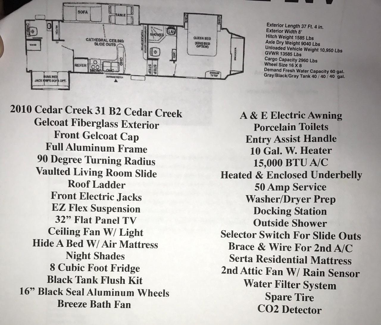 Cedar Creek Tv Wiring Diagram Electronicswiring
