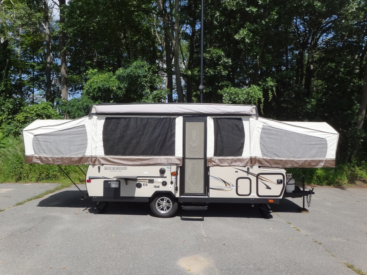 Rockwood A-FRAME A122S For Sale: 125 RVs
