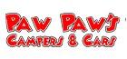Paw Paws Camper City Logo