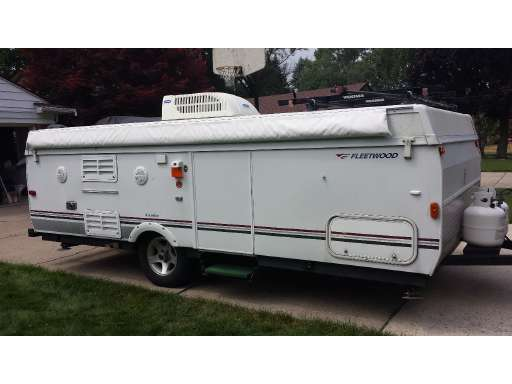 Fleetwood RVs For Sale: 72 RVs on coleman fleetwood battery, coleman camper wiring, coleman westlake wiring-diagram,