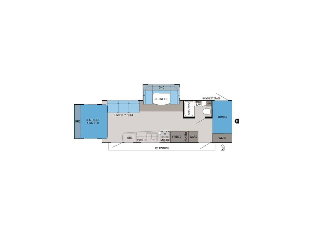 2011 Jayco Jay Feather Exp 26p Hilton Ny Tv Wiring Diagram Flight
