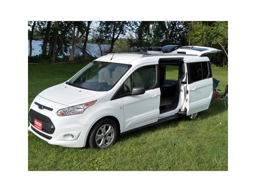 2017 ford transit connect campervan lake crystal mn. Black Bedroom Furniture Sets. Home Design Ideas