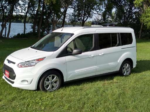 2017 Ford TRANSIT CONNECT CAMPERVAN in Lake Crystal, MN ...