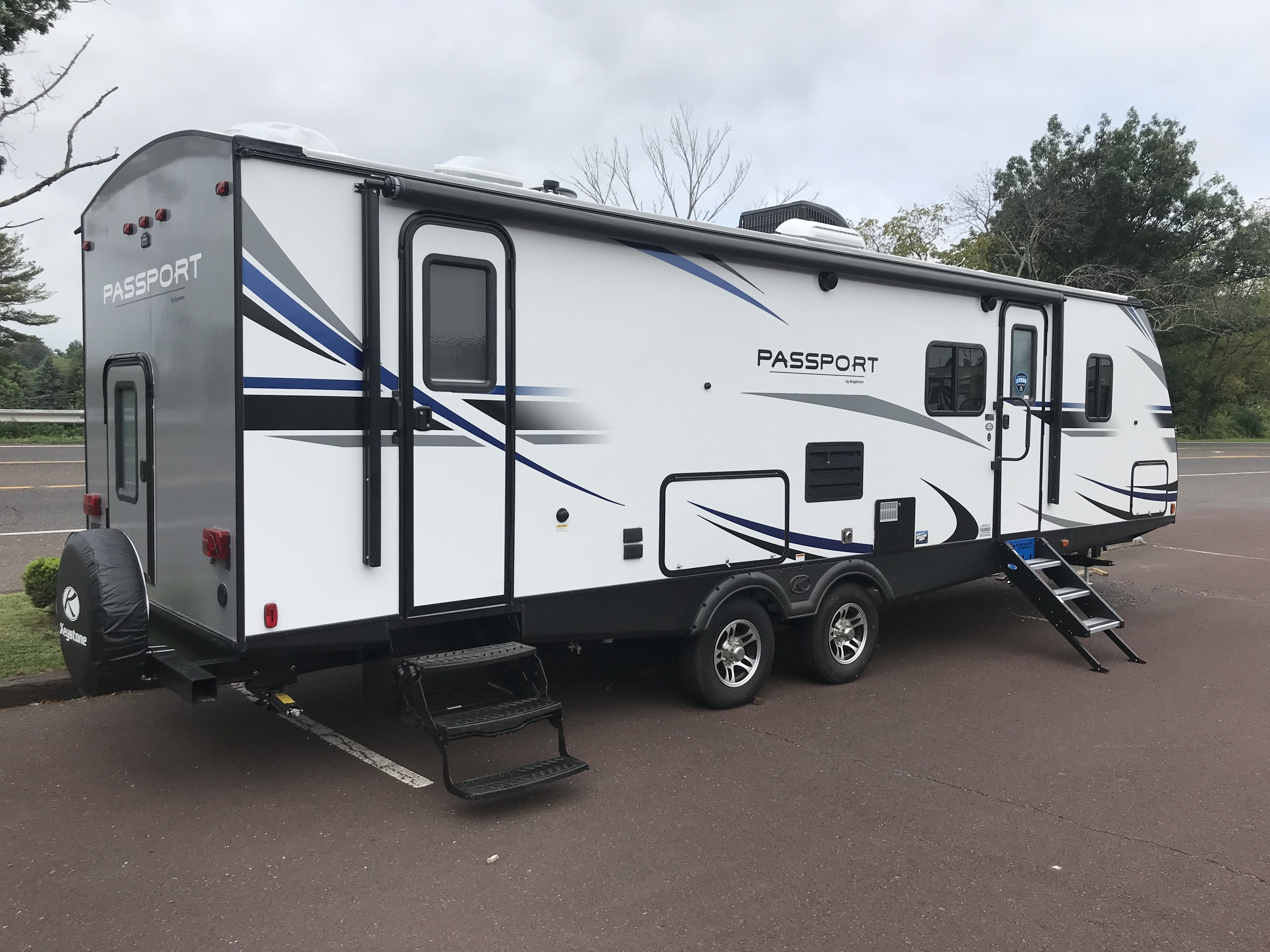 Pa Keystone Passport Gt 2950 Rvs For Sale 2 Rv Trader Equalizer Weight Distribution W 4point Sway Control No Shank