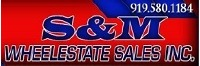 S&M Wheelestate Sales Inc. Logo