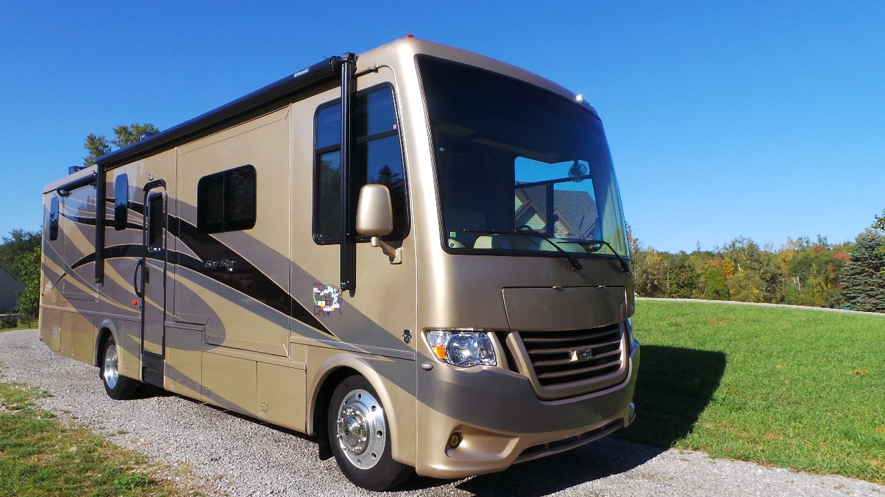 Newmar Bay Star Class As For Sale 115 Likewise Rv Travel Trailer Water Plumbing Diagram Together With 30