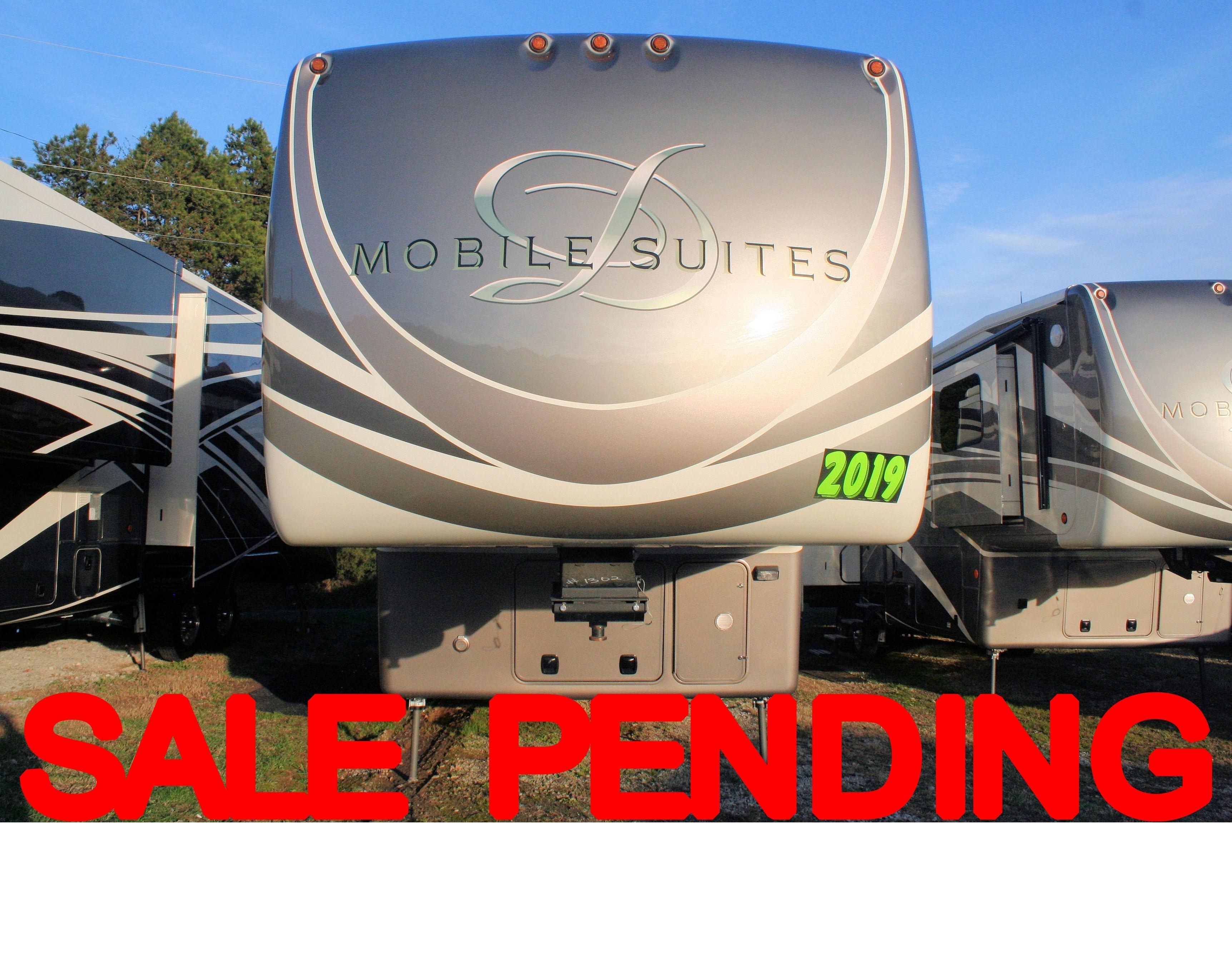 21 DRV MOBILE SUITES 39DBRS3 Fifth Wheels For Sale
