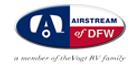 Airstream of DFW Logo