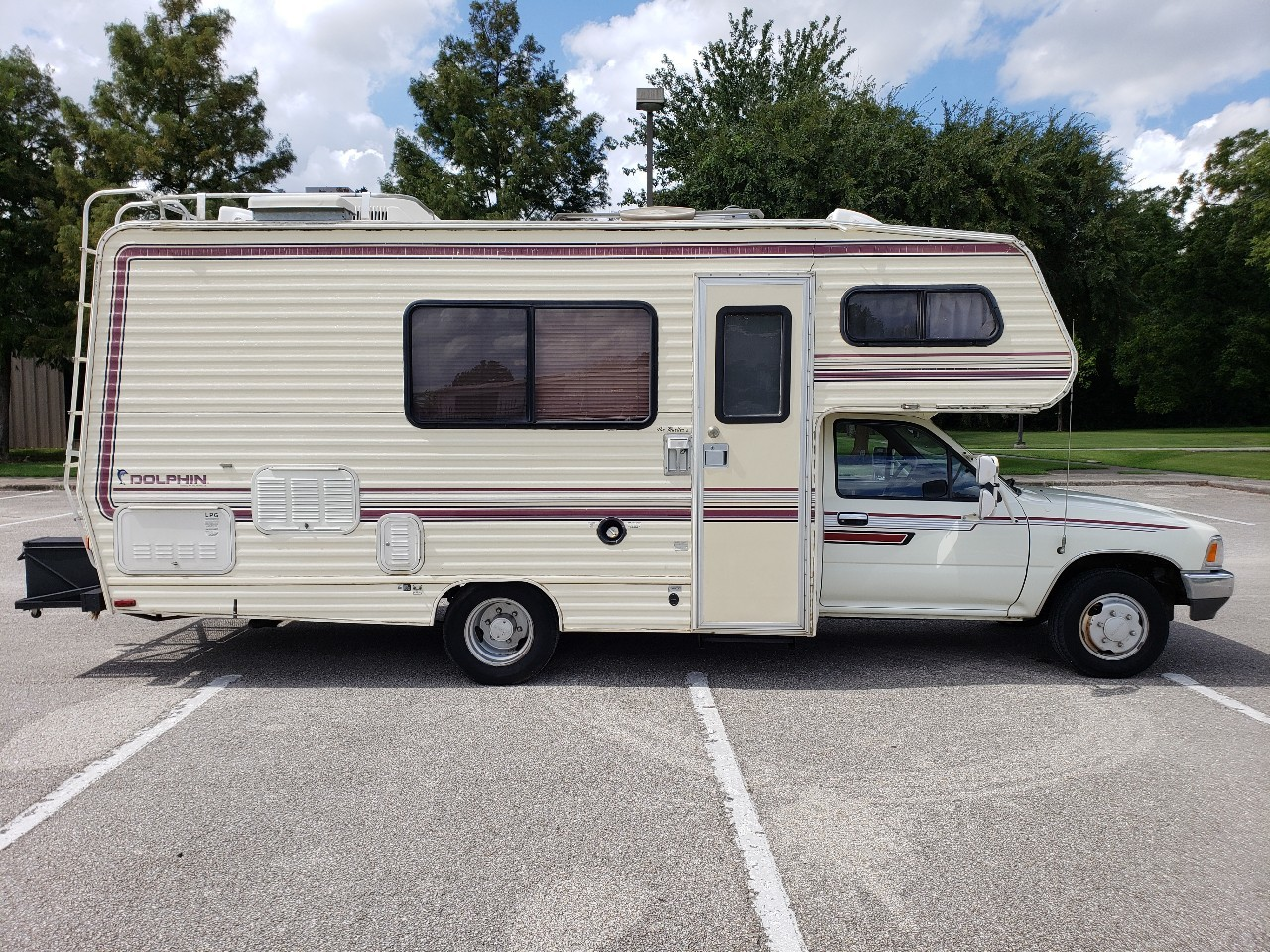 Dolphin Rvs For Sale 24 Rv Trader 1986 Chevrolet Dual Tank Wiring