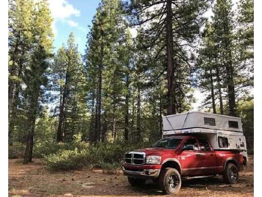 Four Wheel Campers SWIFT RVs For Sale: RVs - RVTrader com
