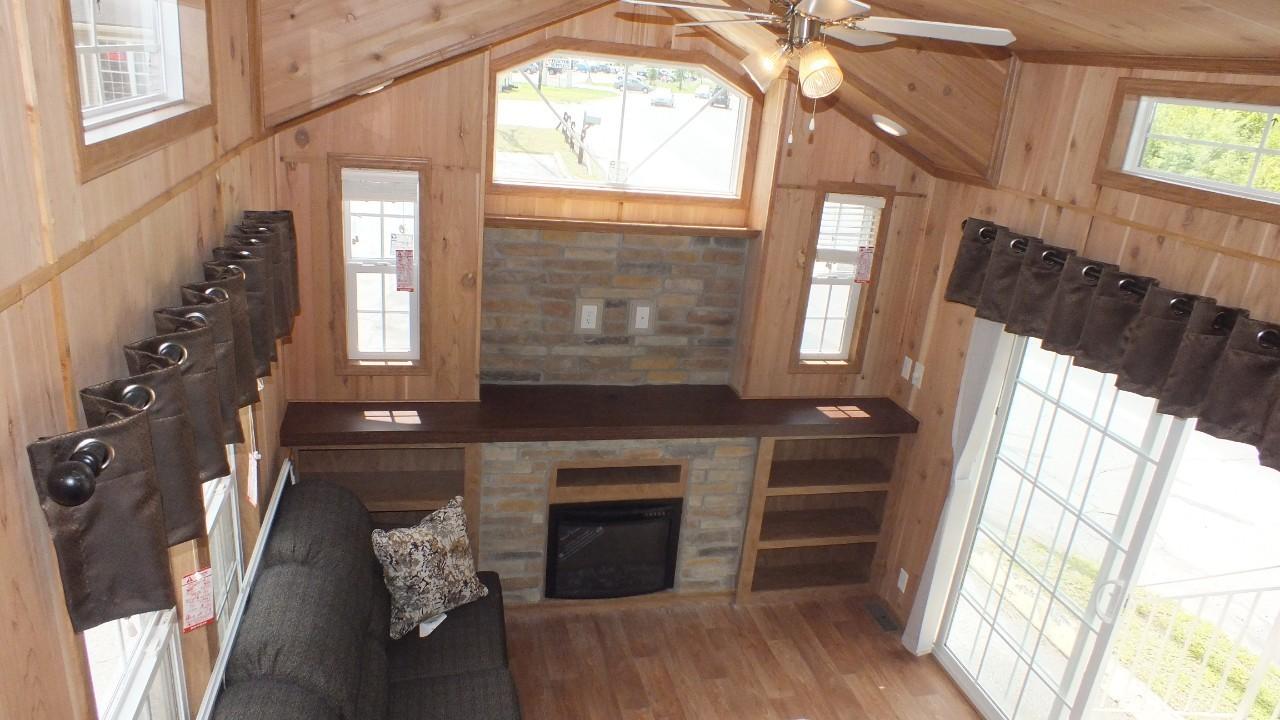 Park Models For Sale 1519 Rv Trader Log Home Wiring