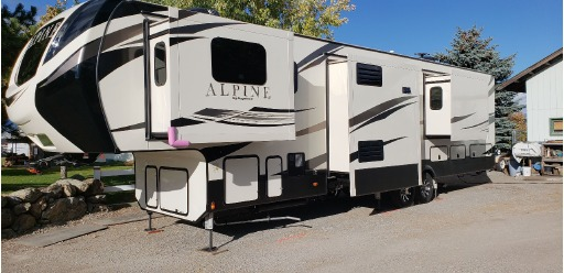 2019 Keystone Alpine 3700fl In Kalispell Mt