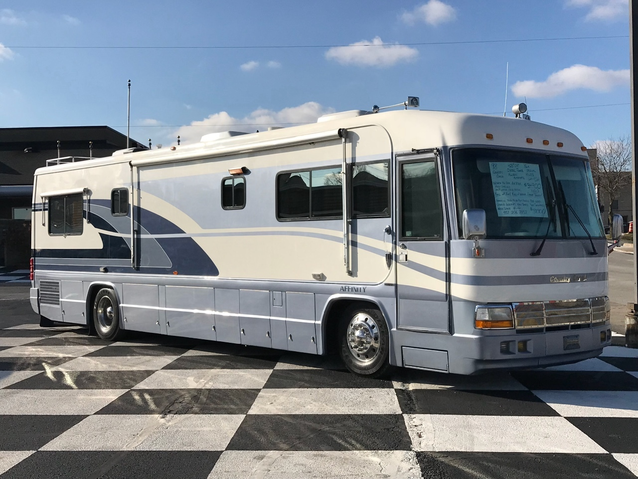 Country Coach Rvs For Sale 184 Rv Trader Wiring Diagram 1987 Coachmen 454 Cars Trucks