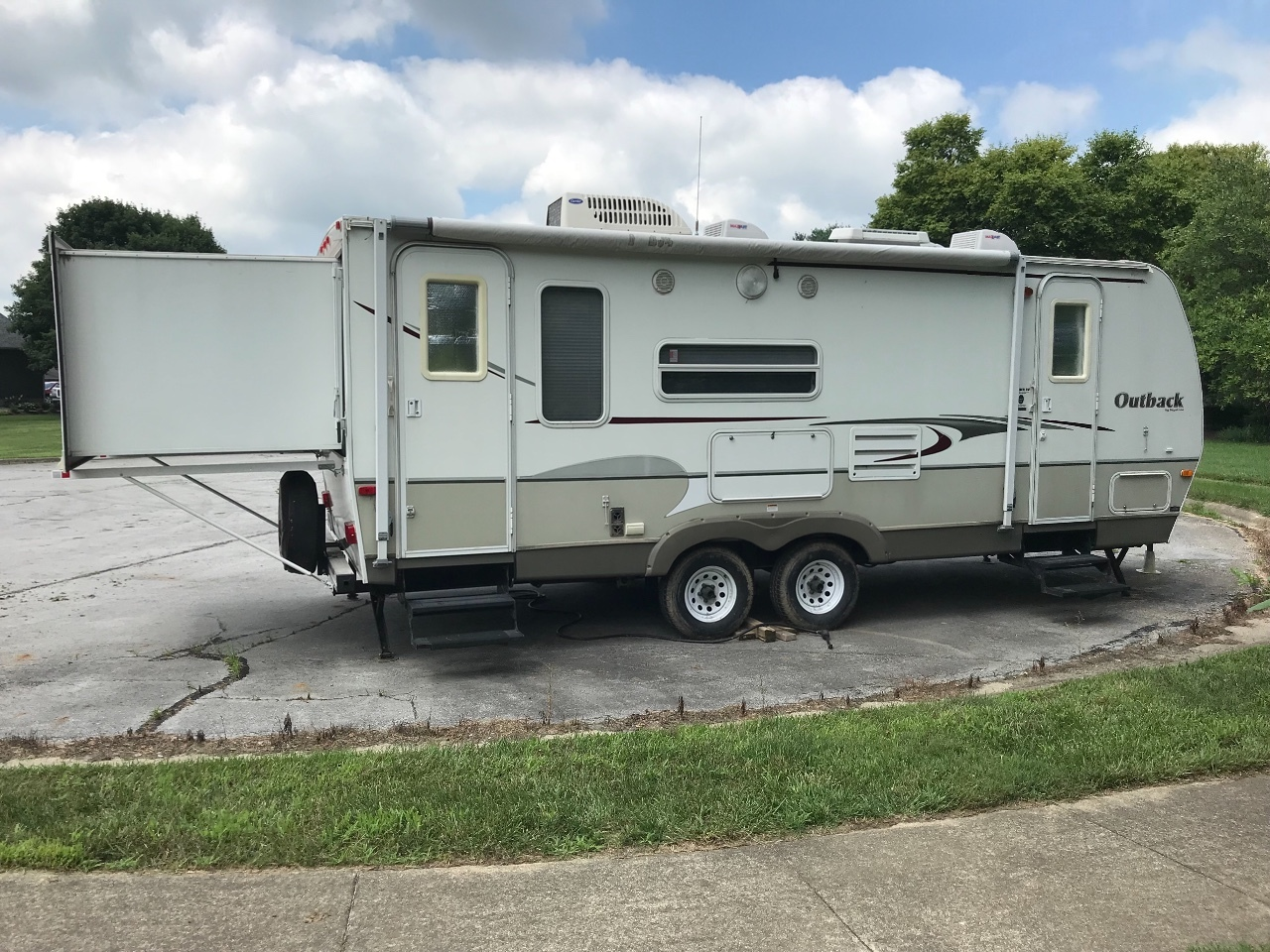 739 keystone outback travel trailers for sale rv trader
