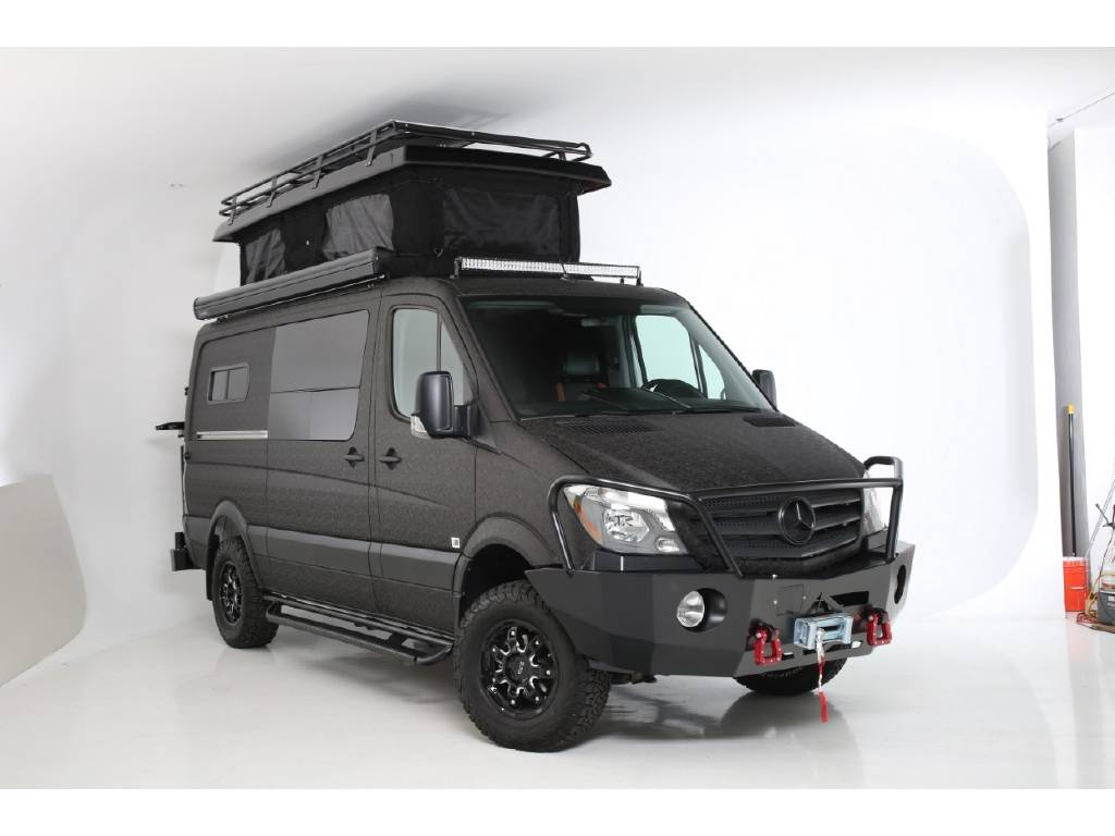 2018 Mercedes-Benz SPRINTER 2500 4X4, Placentia CA ...