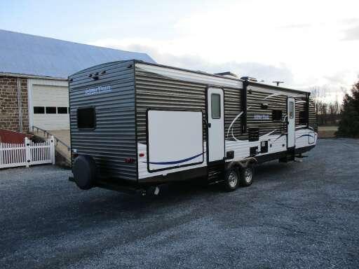 Pennsylvania 4 202 Travel Trailers Near Me For Sale Rv