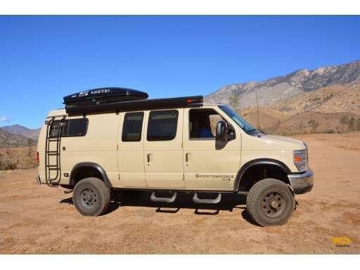 ceb456aa4b Sportsmobile RVs For Sale  9 RVs - RV Trader