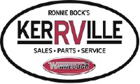 Ronnie Bocks Kerrville RV Logo