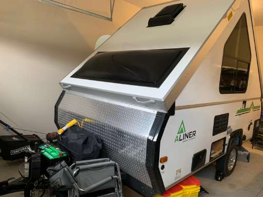 Used A-Liner ASCAPE Pop Up Campers For Sale - RV Trader
