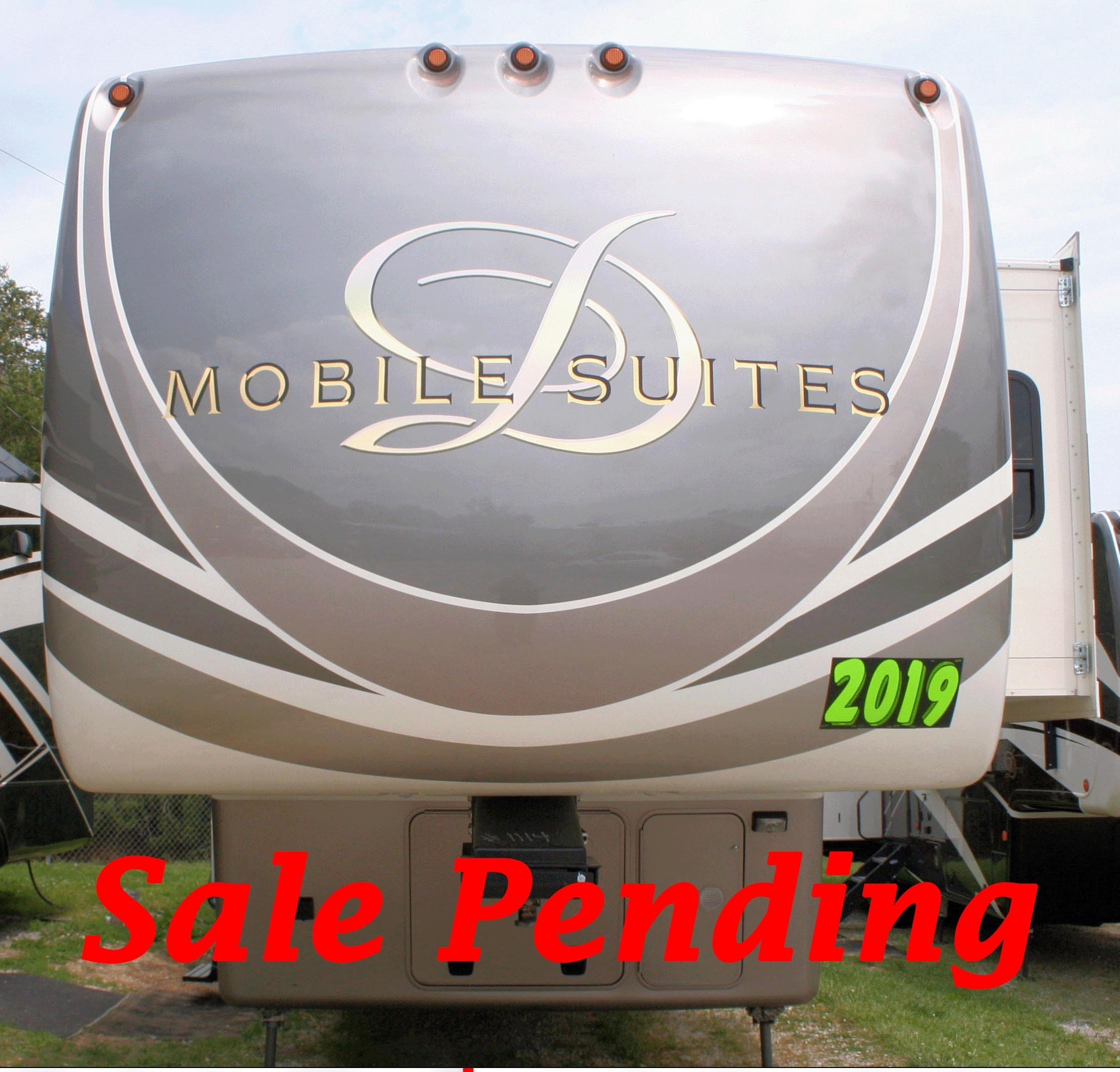2019 Drv Mobile Suite 38kssb Fifth Wheel Rv Knoxville Tn