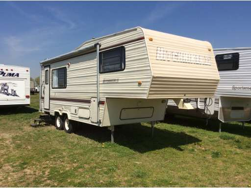 Hitchhiker Ii For Sale Nu Wa Fifth Wheels Rv Trader