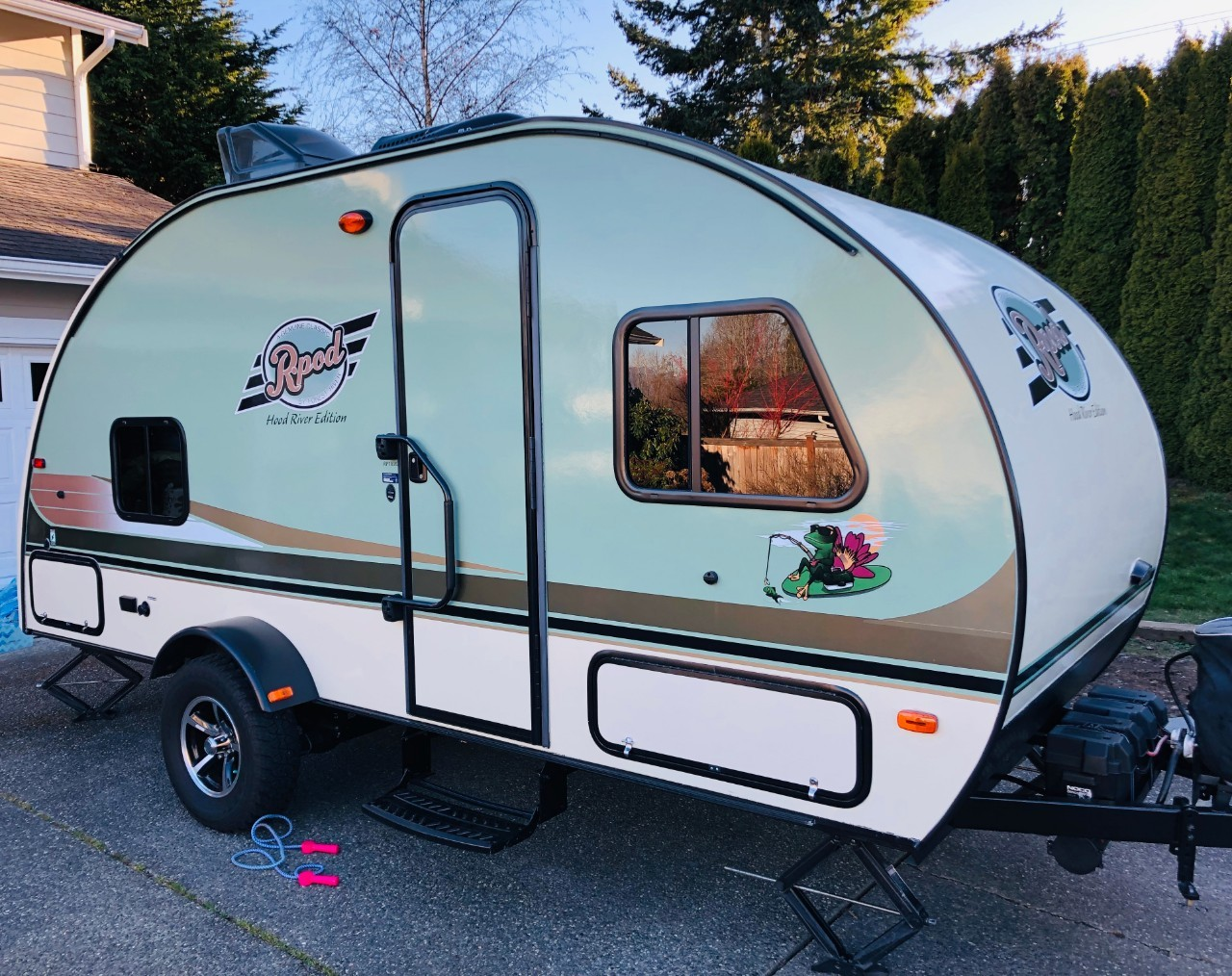224 Used Forest River R-POD Travel Trailers For Sale - RV Trader