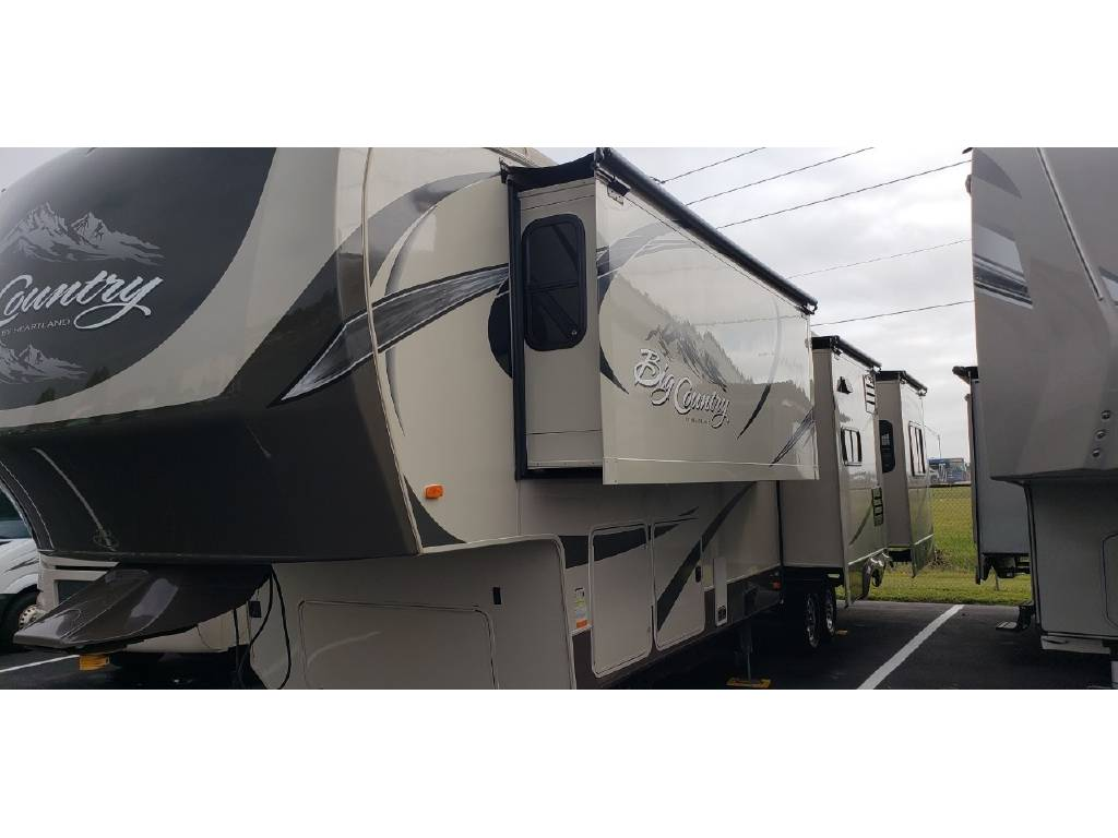 Rv Trader Bc >> 2013 Heartland Big Country Bc 3596re For Sale In Clearwater Fl