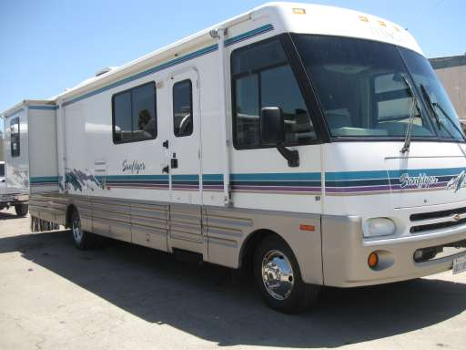 Itasca Sunflyer For Sale - Winnebago Class A Motorhomes - RV