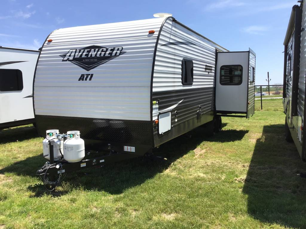 2019 Prime Time Manufacturing Avenger ATI 26RDS, Carthage MO - -  RVtrader com