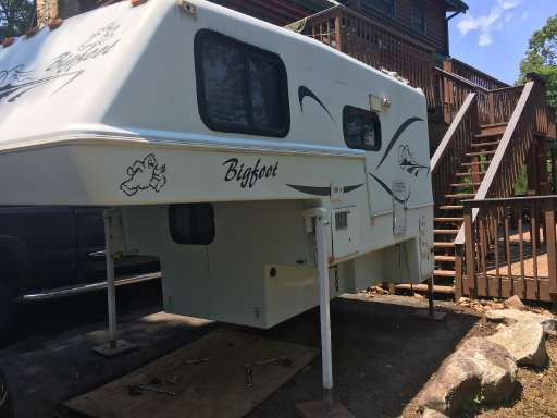 Used Bigfoot For Sale - Bigfoot Truck Campers - RV Trader