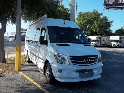 2017 Airstream Interstate Grand Tour Ext In Clearwater Fl