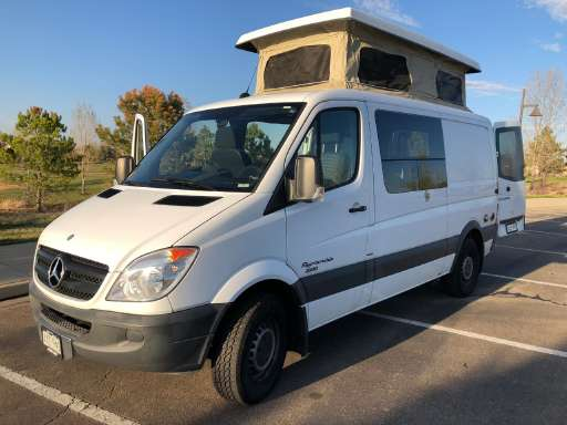 Mercedes Sprinter Rv >> Sprinter For Sale Mercedes Benz Pop Up Campers Rv Trader
