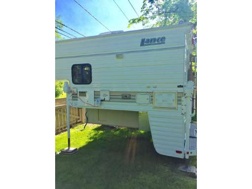 Ohio - Used Truck Campers For Sale - RV Trader