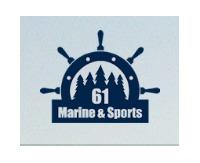 61 Marine & Sport Logo