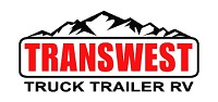 Transwest Truck Trailer RV - Fountain Logo