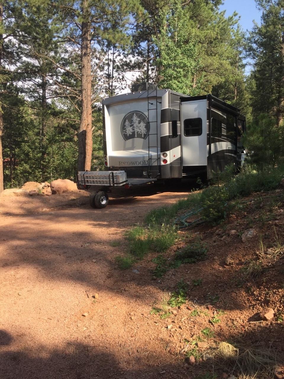 2015 Redwood CROSSROADS 36RL