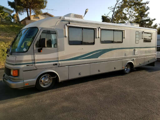 1994 Pace Arrow For Sale - Fleetwood RVs - RV Trader