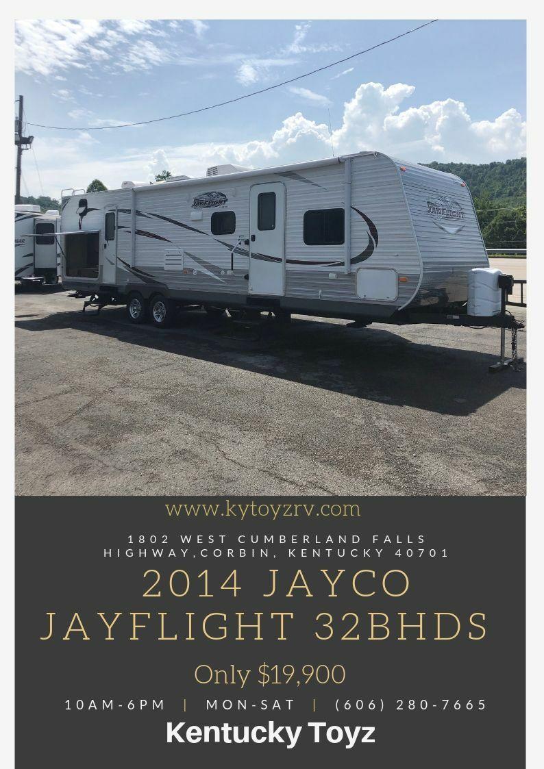 Jay Flight 31QBDS For Sale - Jayco RVs - RV Trader
