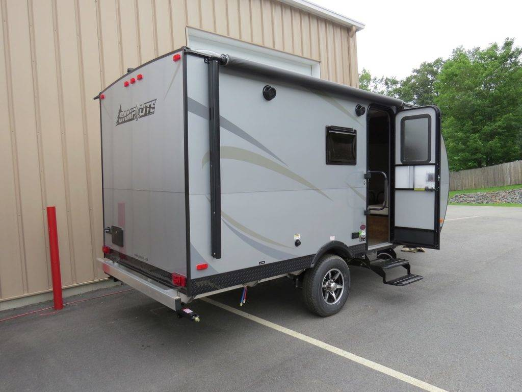 2018 Livin' Lite Camplite 16BHB For Sale in West Chesterfield, NH - RV  Trader
