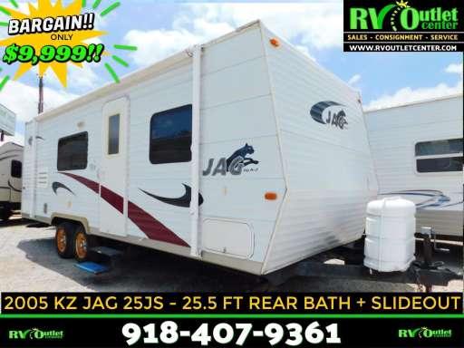 Jag For Sale K Z RVs RV Trader