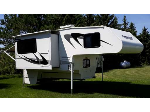 New Richmond Wi Truck Campers For Sale Rv Trader