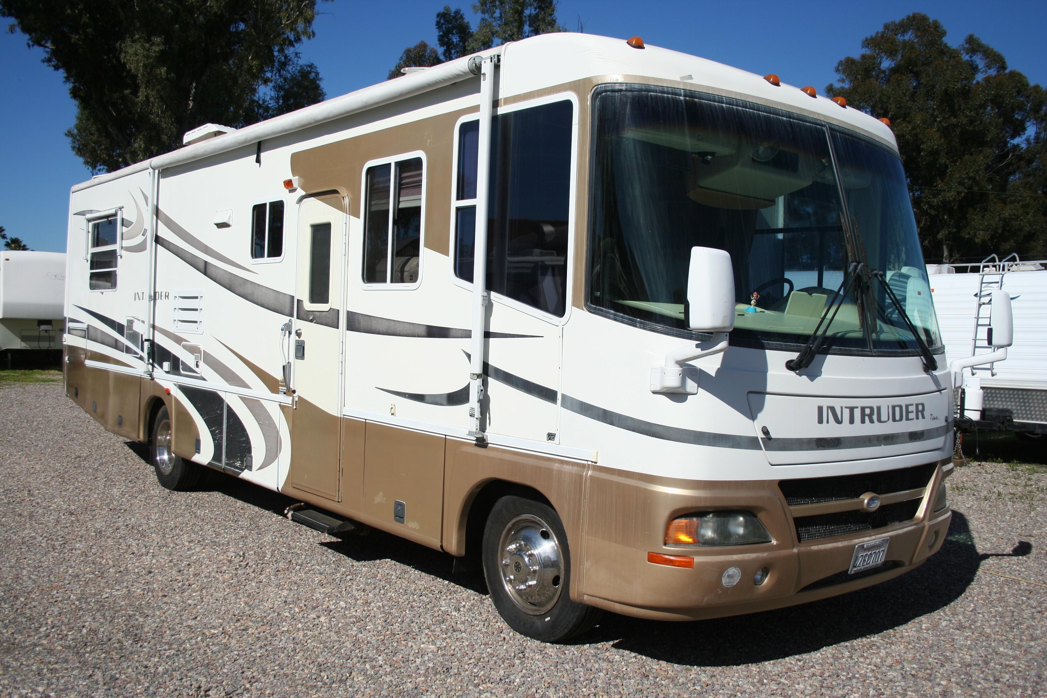 Intruder For Sale - Damon Parts RVs - RV Trader on