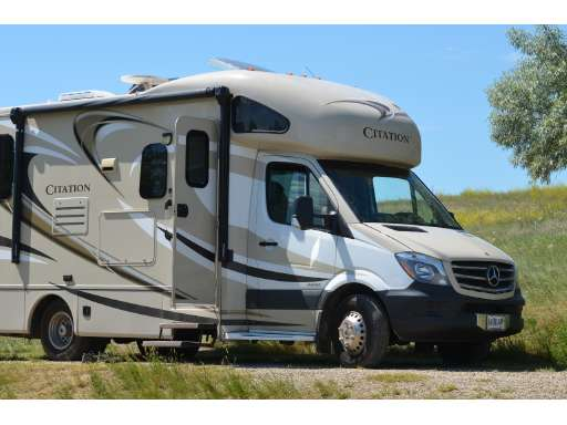 Citation Sprinter 24SR For Sale - Thor Motor Coach RVs - RV Trader