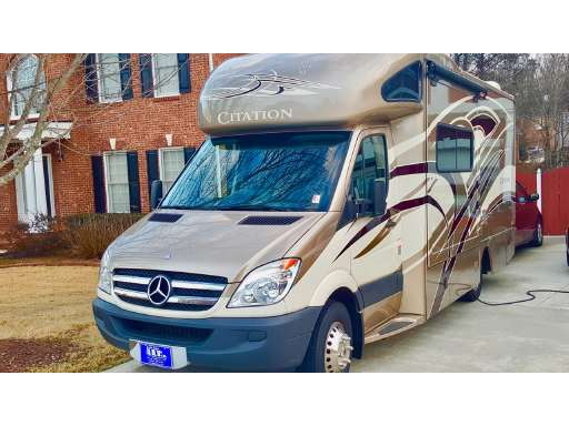 Lp Gas Cooktops For Rv On Sale Now Ppl Motor Homes >> Citation For Sale Thor Motor Coach Class C Motorhomes Rv Trader