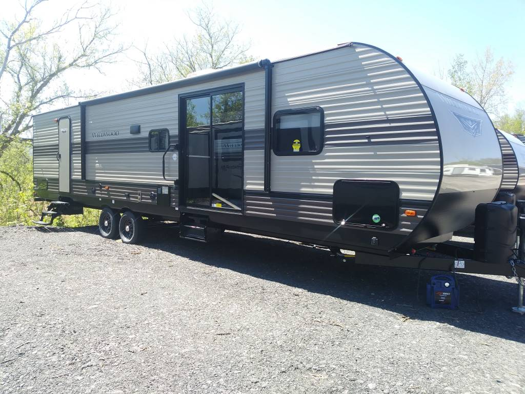 2019 Forest River Wildwood 37BHSS2Q For Sale in Frankfort ...