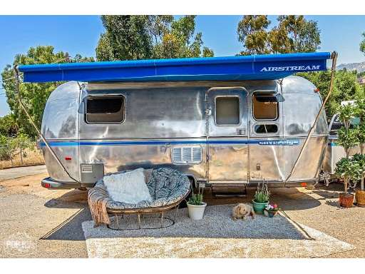 Airstream Travel Trailers >> Sovereign 21 For Sale Airstream Travel Trailers Rv Trader