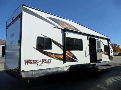 Michigan - Work And Play For Sale - Forest River Toy Haulers