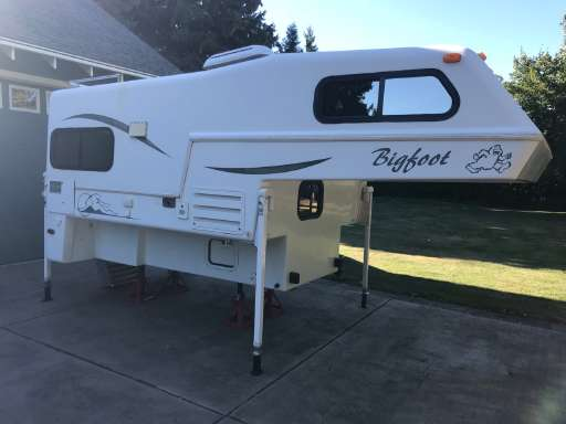 Bigfoot For Sale - Bigfoot Truck Campers - RV Trader